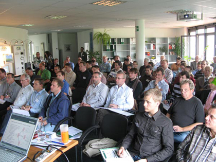 Remote-Security-Forum bei Ade Automation in Stuttgart