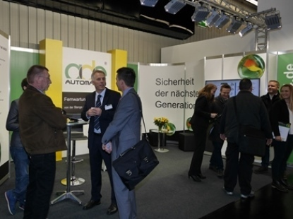 SPS/IPC/Drives  Messe in Nürnberg 2015