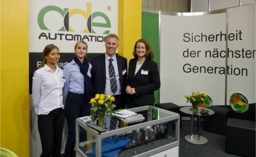 SPS/IPC/Drives Messe in Nürnberg 2016